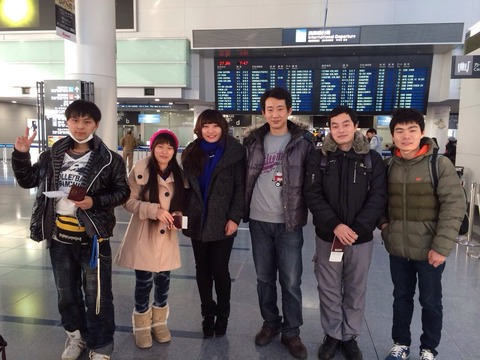 中国人 帰国